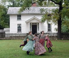 Duke Homestead: the early home, factories, and farm where Washington Duke first grew and processed tobacco. His sons later founded The American Tobacco Company, the world's largest tobacco company.