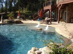 Unique Beach Entry Pool Pros and Cons