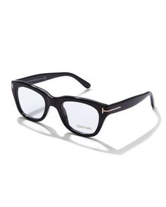 eced1127751e Large Acetate Frame Fashion Glasses