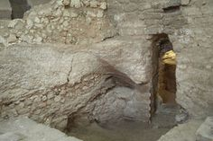 """Jesus' House? 1st-Century Structure May Be Where He Grew Up. """"Was this the house where Jesus grew up? It is impossible to say on archaeological grounds,"""" Dark wrote in an article published in the magazine Biblical Archaeology Review. """"On the other hand, there is no good archaeological reason why such an identification should be discounted."""""""