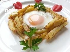 Fırında, Kahvaltılık Baharatlı Yumurtalı Patates