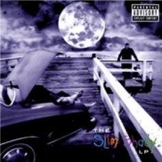 Eminem The Slim Shady LP CD 1 Public Service Announcement 2 My Name Is 3 Guilty Conscience - Eminem Dr Dre 4 Brain Damage 5 Paul - Eminem Paul Bunyan Rosenburg 6 If I Had 7 39