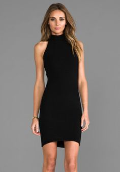 TORN BY RONNY KOBO Karen Dress in Black - Dresses