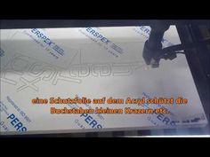 15 Acrylglas Lasern