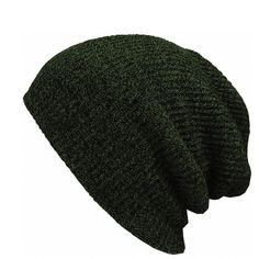 Daily Retro Style Aikido Silhouette Skull Cap for Mens Womens Unisex Knitting Cap