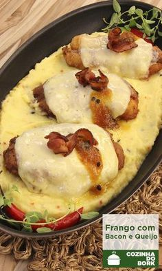 trendy Ideas for pasta bacon chicken comfort foods Chef Recipes, Low Carb Recipes, Great Recipes, Favorite Recipes, Healthy Recipes, Portuguese Recipes, Diy Food, Chicken Recipes, Food Porn