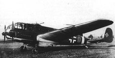 The Siebel Si204 was a twin engined light transport and trainer aircraft built by Siebel for the Luftwaffe in World War II. It was the last German aircraft shot down on the Western Front of WWII. Production of the plane was continued post-war in France. The aircraft also saw use as a passenger plane.
