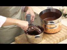 Temperering af chokolade - Videotip med Mette Blomsterberg