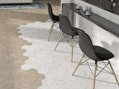 CARRARA Wall/floor tiles by EQUIPE CERAMICAS