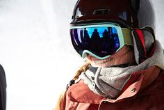 Seeing is important, especially when you're snowboarding. Not everyone realizes what a huge impact lens tint—and how it interacts with the weather—has on our ability to see. The most basic way to break it down is this: when it's super sunny … read more → Winter Fun, Winter Sports, Winter Travel, Snowboarding, Skiing, Wakeboarding Girl, Freeride Ski, Ski Season, Snow Fashion