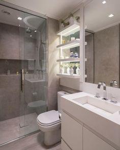 Small Bathroom Decor, Bathroom Inspiration, Bathroom Interior Design Modern, Home Room Design, Bathroom Decor, Bathroom Design Luxury, Bathroom Design Layout, Bathroom Design Small, Bathroom Interior Design