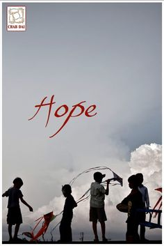 Hope. (Photo thanks to Aimee Brammer)