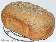 Bread Maker Recipes, Halloumi, Baked Potato, Banana Bread, Food And Drink, Ethnic Recipes, Desserts, Breads, Kitchen