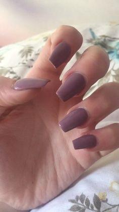 Hazelnut nails 🤤💅🏽