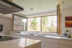 #Internorm Home Pure Timber Aluminium HF200 Windows