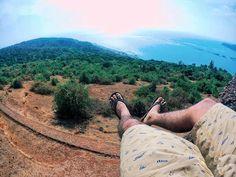 Climb mountains not so the world can see you but so you can see the world... . . . . . #cntgiveitashot #snapseedindia  #Viewbug #naturelovers #awesome_earthpix #liveauthentic #thecreative #livefolk #mountainlove #gottalove_a_ #instamountain #instapassport #aroundtheworldpix #ig_masterpiece #campinassp #flashesofdelight #travelog #mytinyatlas  #goprohero #goprophotography #getoutside #goproindia #herochallenge