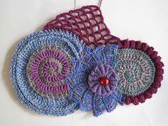 freestyle crochet 5-6-2010 by wijmacarola1955, via Flickr