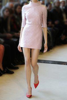 Emilia Wickstead | Paloma Swarovski faux pearl-embellished jacquard dress | NET-A-PORTER.COM