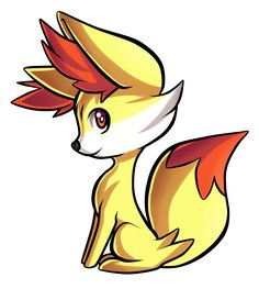 I don't usually like new pokemon beyond the 2nd generation... but when I do, It's Fennekin. - So adorable!