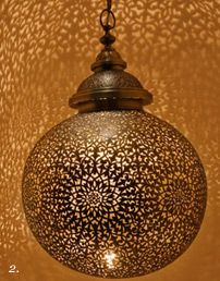 Yahya Creation - the top in perforated metalwork in Marrakech