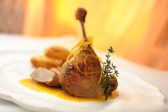 Receita: confit de pato ao molho de laranja, do La Casserole - Arnaldo Lorençato…