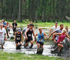 Mud Run.. bucket list for sure!