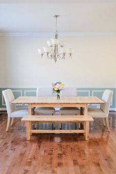 We Like This Dining Room Table Ikea Norden Especially With Darker Chairs