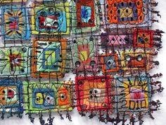 Art textile par Susan Lenz