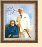 Claudia Sanders Dinner House - The original KFC