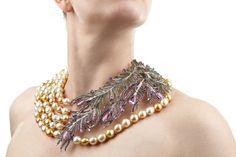 Colar Beija-flor- Prêmio IBGM de Design