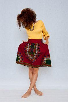 Rock aus Gambia - Addis Abeba von KOKOworld auf DaWanda.com