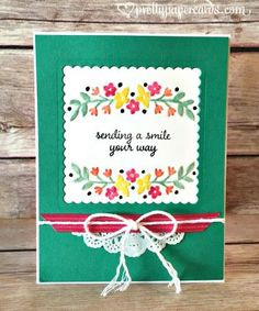 Sneak Peek: Affectionately Yours! - Pretty Paper Cards