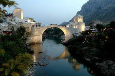 Bosnia and Herzegovina: Mostar