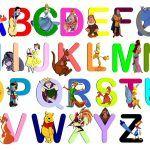 Alphabet Disney characters Cross Stitch Alphabet Disney Pattern abc pattern ponto de cruz needlepoint x Disney Cross Stitch Patterns, Modern Cross Stitch Patterns, Counted Cross Stitch Patterns, Alphabet Disney, Alphabet Letters, Zentangle, Stitch Disney, Cross Stitch Letters, Pattern Pictures