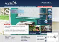 The Anglian website now has live chat. We are ready & waiting for your questions