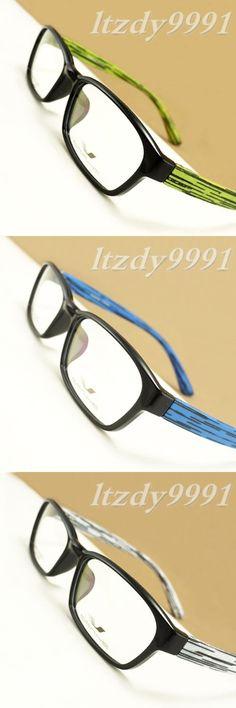 Black/Blue/Green TR-90 Ultra Light Flexible Optical Prescription EYEGLASSES FRAMES Men Women Glasses RX SH24088 Eyesglass