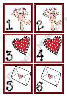 Here's a set of February Calendar Cards with an AABBCC pattern. Teaching Calendar, Classroom Calendar, Classroom Labels, Preschool Classroom, Preschool Ideas, Classroom Organization, Classroom Ideas, Kindergarten, February Calendar