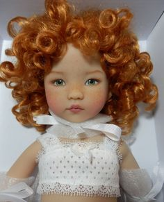 "Dianna Effner 13"" Little Darling 2 Studio Doll by Helen Skinner 