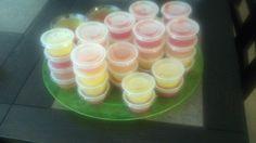 Rum Infused Jello Shots