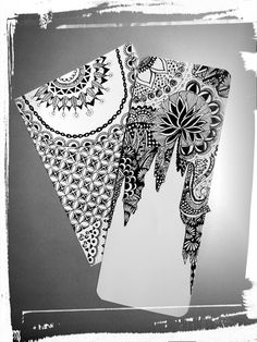 WW - Zentangle