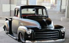 1953 Gmc Pickup Truck Lowered