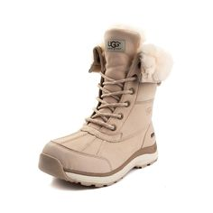 Fur Boots, Snow Boots, Combat Boots, Sport Fashion, Fashion Shoes, Ugg Adirondack, Winter Fits, Play Hard, Cute Shoes
