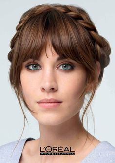 Twitter / alexa_chung: A preview of me looking serious in my @Lisa Phillips-Barton Phillips-Barton'Oreal Professionnel campaign. I went lighter for summer :-) #inoacolour #lolitaplait