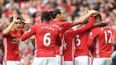 Cuplikan Gol Liga Inggris Swansea City vs Manchester United 1-3