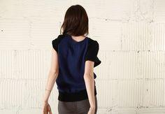 JOINERY - Crop Sweater by Warmi