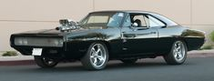 ... 'Fast and Furious' films feature familiar classic cars '