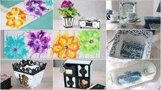 ManosalaObratv 2019 Programa 65 - Pintar Cuadros - Sellos - Papel de Seda - Pintura Decorativa - YouTube Glass Vase, Videos, Laser, Youtube, Home Decor, Tela, Paper Envelopes, Drawing Techniques, Stamps