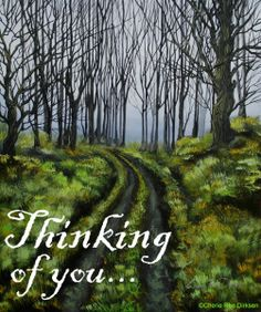 Thinking of you ecard #free #ecard by Cherie Roe Dirksen (click on pic for all the free ecards) E Cards, Thinking Of You, Illustration, Prints, Poster, Thinking About You, Electronic Cards, Illustrations