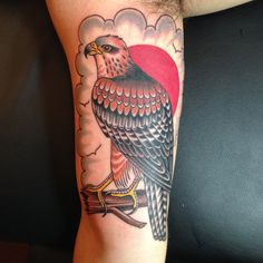 More #rosskjones ink - love his style #idlehandtattoo