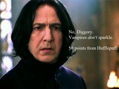Because he is the same actor as Edward Cullen. Eeeeeeewwww